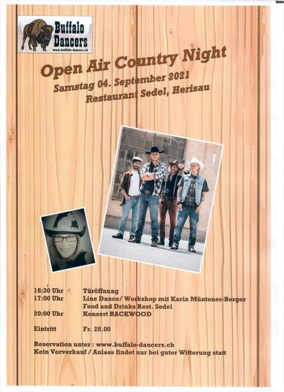 Open Air Country Night